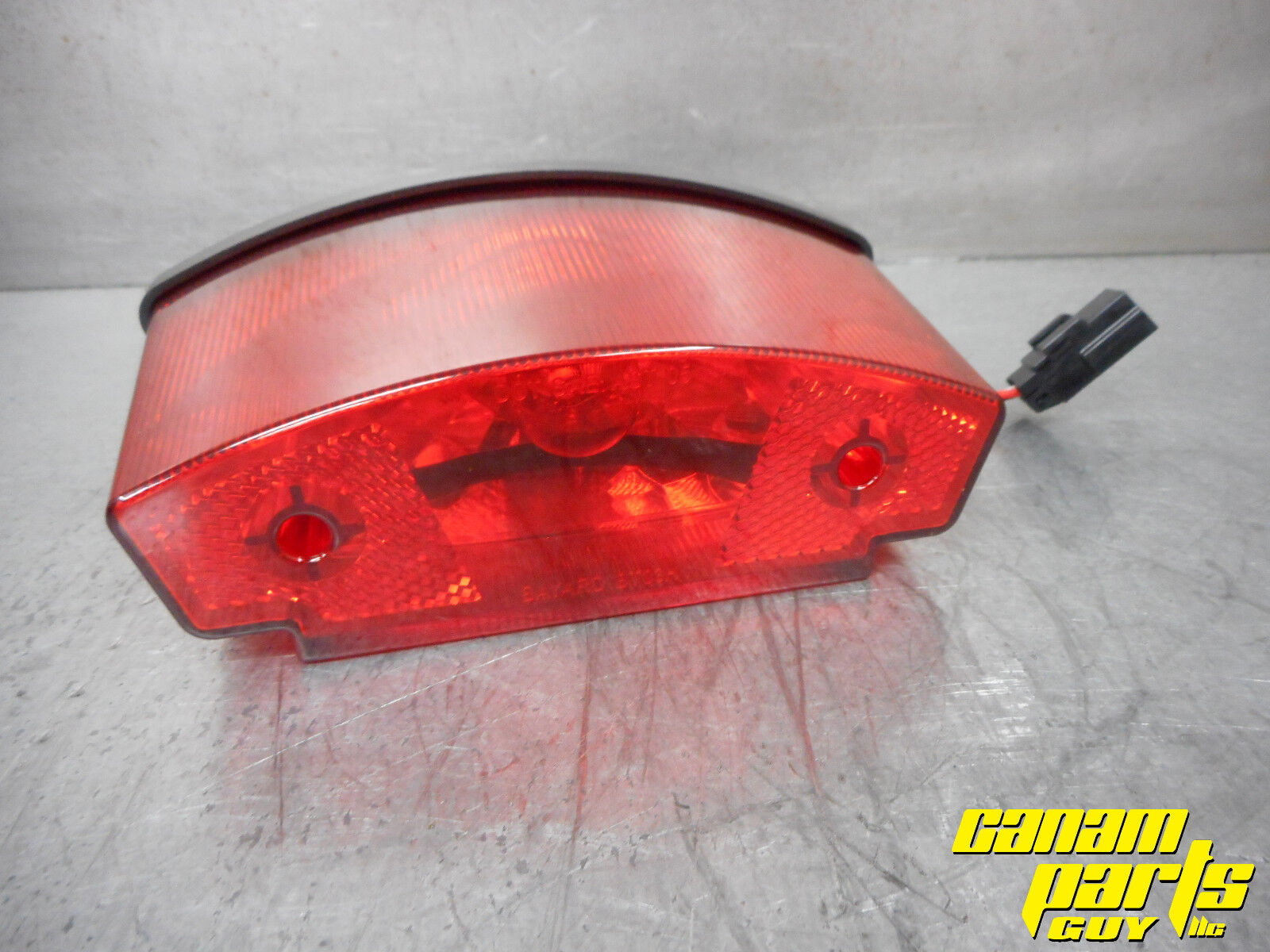 Can Am OEM Tail Light Assembly Renegade DS 450 Taillight 710001041 brake running