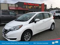 2019 Nissan Versa Note SV w/ cruise control, bluetooth & backup  Vancouver Greater Vancouver Area Preview