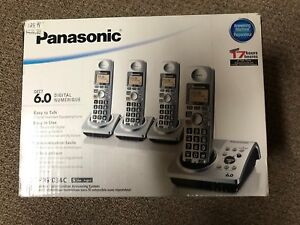 Panasonic cordless phones