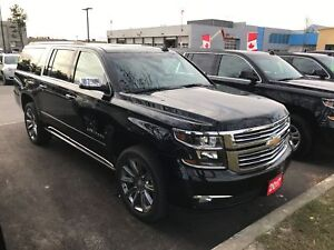 2017 Chevrolet Suburban Premier ONE OWNER, PREMIER EDITION WI...
