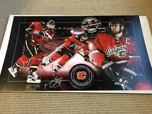 Mark Giordano Posters by Gerry Thomas ca365d327