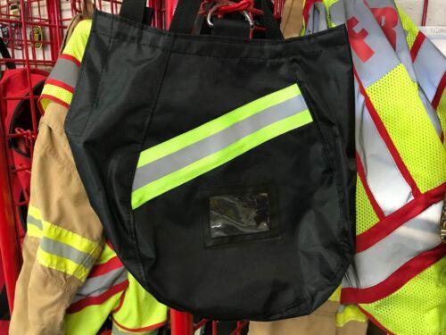 Set of 2,SCBA Mask Bag, 2019 Deluxe, Black,Firefighter, ISI, EMT,Fire,Respirator