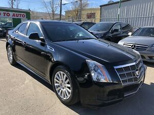 2011 Cadillac CTS Luxury AWD Sedan - Leather, panoramic roof