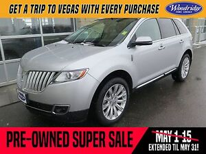 2013 Lincoln MKX PRE-OWNED SUPER SALE ON NOW!