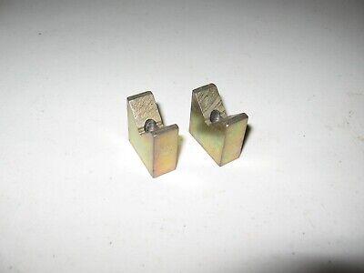 Carr Lane Mini Set Of V Blocks With Press Fit Bushings