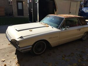 MAKE OFFER 1964 Ford Thunderbird Landau