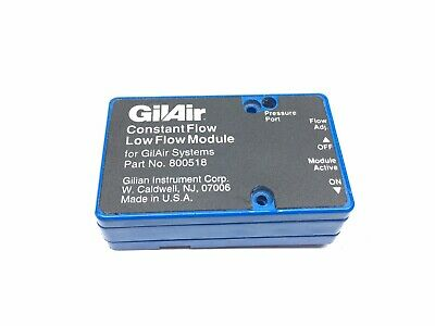Gilian Constant Flow Low Flow Module 800518 For Gilair-3 5 Air Sampling Pump
