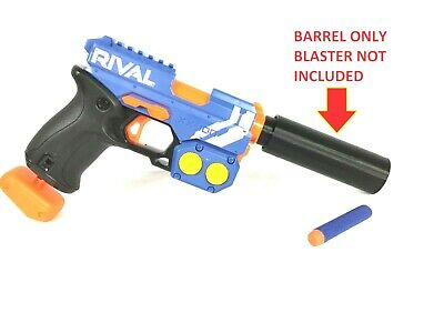 SSWI for Nerf Rival Knockout to Elite Dart Removable Barrel Tool With Silencer