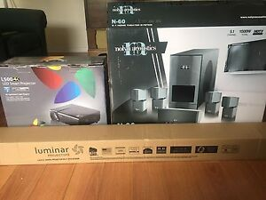 Brand New Home Theatre System Bundle