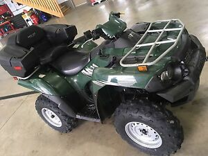 2011 Kawasaki brute force 750 priced to sell