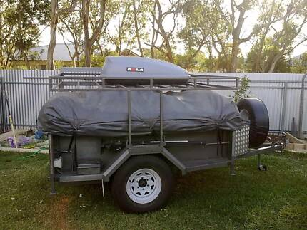 SarMajor Camper Trailer