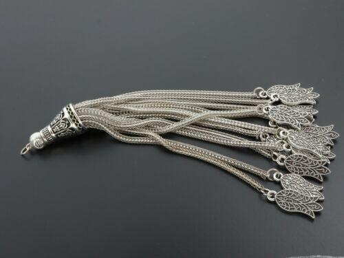 Huge Metal tassel Accessory part for make Prayer Beads Tesbih Tasbeeh 720220