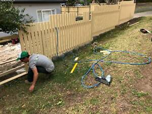 Experienced Labourer - Fencing