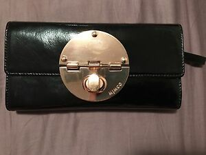 MIMCO Turnlock Wallet Rose Gold Redcliffe Belmont Area Preview