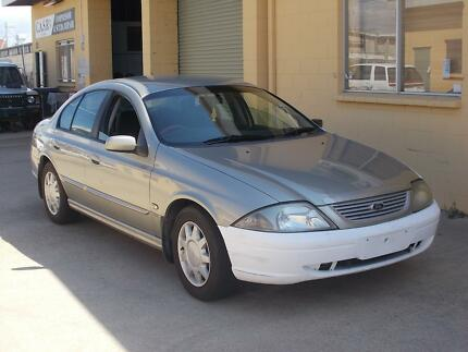 2000 Ford Falcon Sedan Currajong Townsville City Preview
