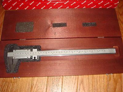Starrett 123 Series 14 Vernier Calipersteel 14insideoutside Measurements