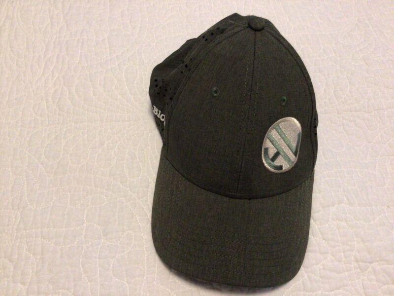 Hummel Livestock, green,  adjustable, show bloom flex hat
