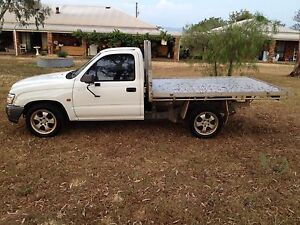2002 Toyota Hilux Ute Tamworth Tamworth City Preview