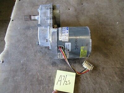 Used Bison 16hp Ice Auger Motor For Cornelius Ed200-bc Soda Fountain