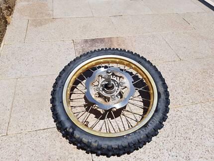 Motorbike 110cc wrecking