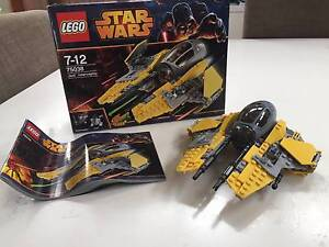 Lego Star Wars Jedi Interceptor (Set 75038) Freshwater Manly Area Preview