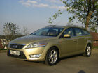 Ford Mondeo Mk4 (BA7) 2.5T Turnier Test