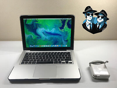 Apple MacBook Pro 13 i5 OS-2017 PRE-RETINA 4GB RAM 500GB HYB 1 YEAR WARRANTY ~