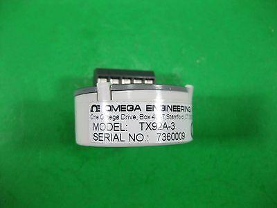 Omega Rtd Transmitter 100 -18-149c 0-300f -- Tx92a-3 -- New