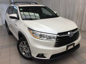 2015 Toyota Highlander Hybrid XLE: navigation, back up camera