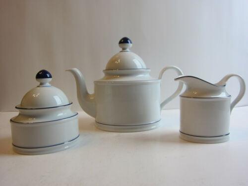 SELTMANN WEIDEN BAVARIA WEST GERMANY TEA SET OF 3(TEA POT CREAMER SUGAR BOWL)