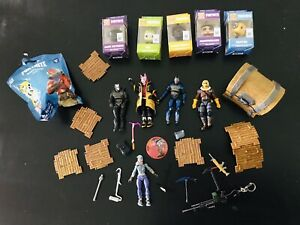 Boys- FORTNITE  figurines bulk pack great bargain Bassendean Bassendean Area Preview