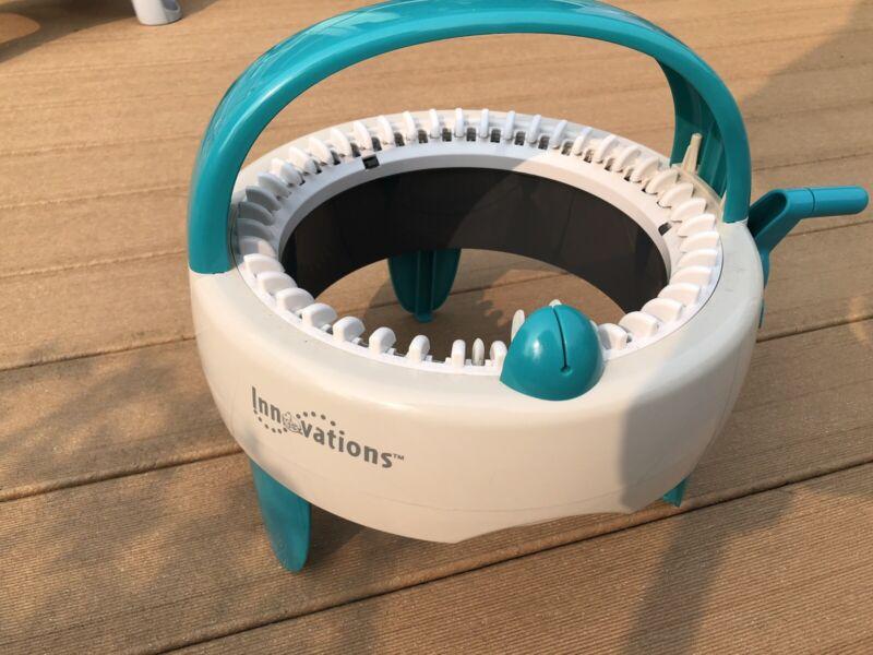 INNOVATIONS KNITTING MACHINE Full Size (about 45? Crochet Knit Needles) Hats Etc