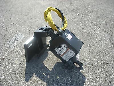 Toro Dingo Mini Skid Steer Attachment Lowe 750 Auger Post Hole Drive - Ship 199