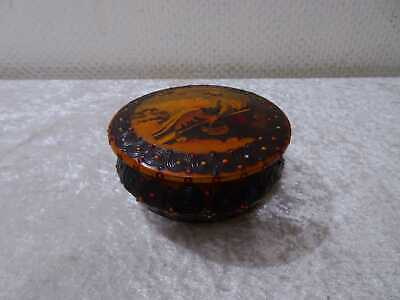 Wood Can - Handgefertigt/Hand Painted - Vintage