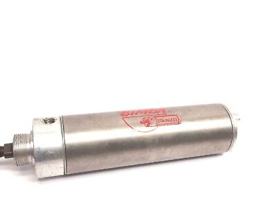 Bimba 506-d Double Acting Pneumatic Cylinder 6 Inch Stroke 65mm Bore
