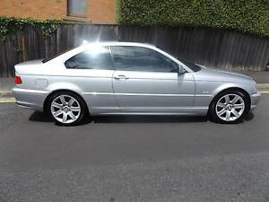 BMW 330ci Coupe North Hobart Hobart City Preview