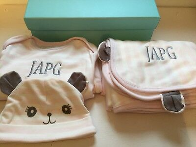My First Years - Made With Love Baby Girl Gift Set