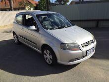 2006 Holden Barina Hatchback St James Victoria Park Area Preview