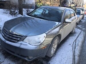 2010 chrysler Sebring 514-578-4984