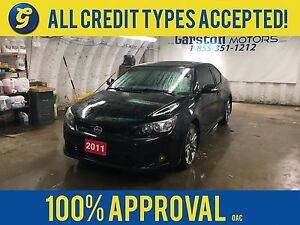 2011 Scion tC POWER WINDOWS/LOCKS/MIRRORS*CLIMATE CONTROL*POWER