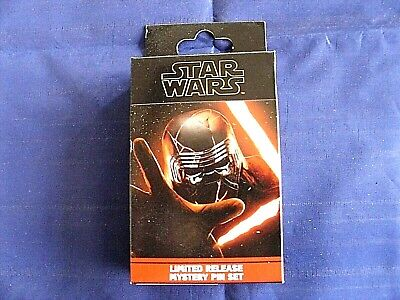 Disney *STAR WARS - RISE OF SKYWALKER - LIMITED RELEASE * 2-Pin Mystery Box Pins