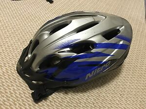 Nitro Bicycle Helmet: Size S/M Morpeth Maitland Area Preview