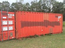 20' shipping container Maryborough West Fraser Coast Preview