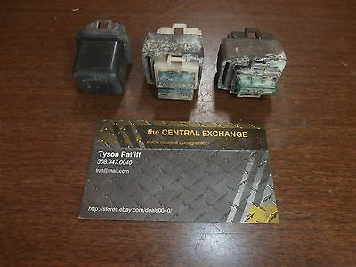 87 88 89 Suzuki Quadrunner LT300E LT 300 E Fuse Wire Harness Relay Solenoid Set
