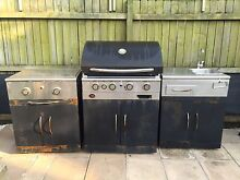 """BBQ -OUTDOOR KITCHEN """"Pick up only"""" Carrington Newcastle Area Preview"""
