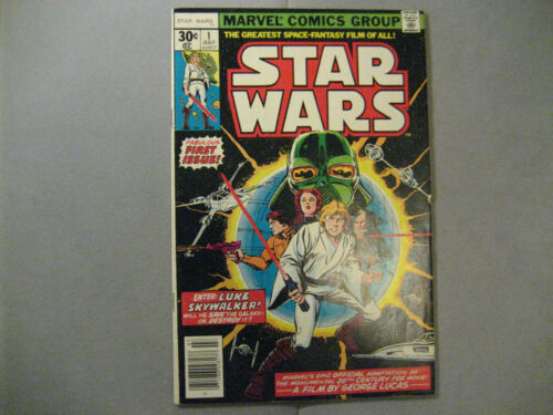 Star Wars #1 (1977, Marvel)