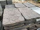 Lava stone pavers beautiful hand carved stepping stones Berry Shoalhaven Area image 2