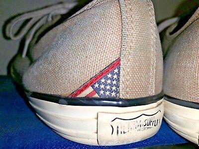 SALE @ Denim & Supply RALPH LAUREN USA Flag Casual Shoes Sz 10.5 Womens 13 (Ralph Lauren Usa Sale)