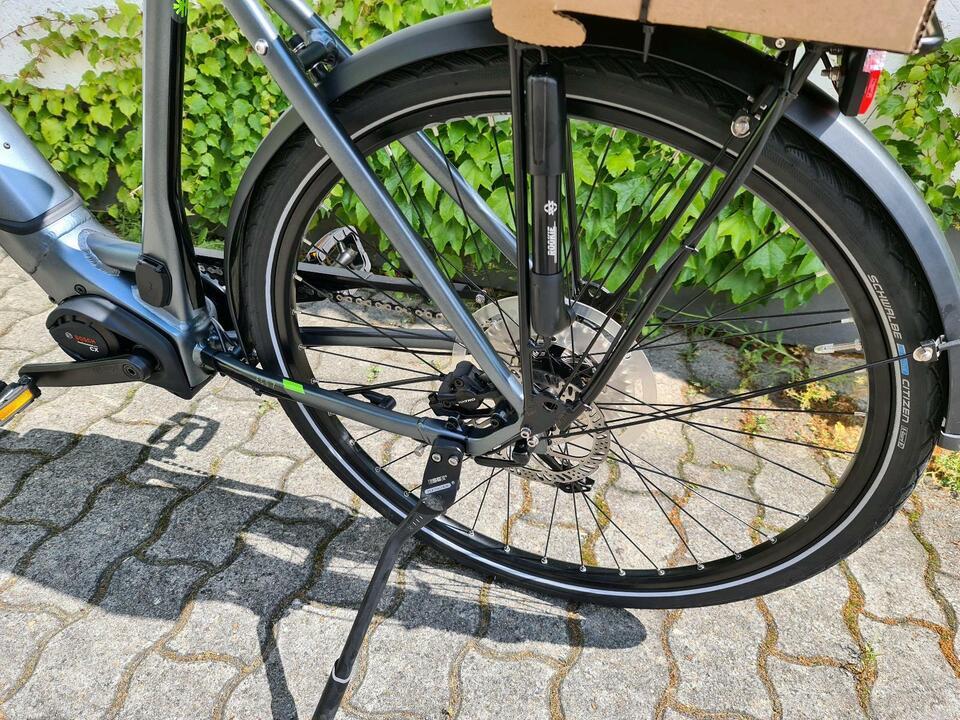 "Kreidler Eco 7 Sport CX, 85NM, Deore 10 Gang,500Wh, 28""/55cm, in Beckum"