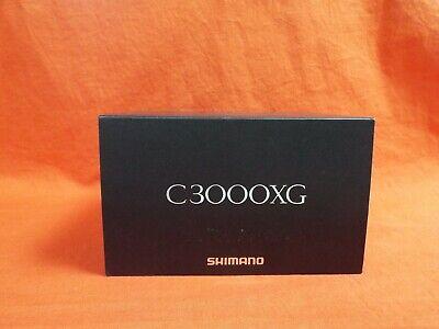 SHIMANO Stella C3000XG Spinning Reel 6.4:1 Gear Ratio #STLC3000XGFJ